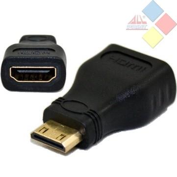 ADAPTADOR HDMI HEMBRA / MINI HDMI MACHO CABLEXPERT