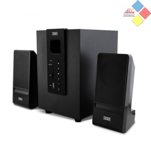 ALTAVOCES 3GO 2.1 Y-650 20W RMS USB / SD / FM / BLUETOOTH / MANDO A DISTANCIA