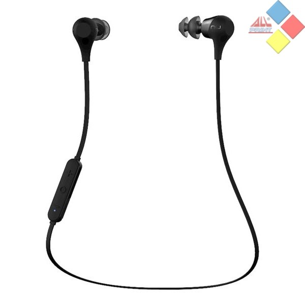 AURICULAR CON MICROFONO BLUETOOTH OPTOMA NUFORCE BE2 MANOS LIBRES NEGRO