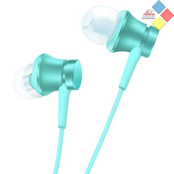AURICULAR CON MICROFONO XIAOMI MI IN-EAR 14277 TURQUESA