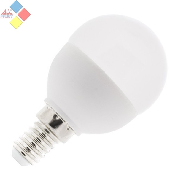 BOMBILLA LED E14 MINI 5W COLOR BLANCO FRIO
