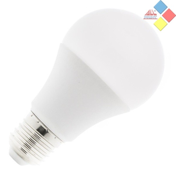 BOMBILLA LED E27 7W COLOR BLANCO FRIO