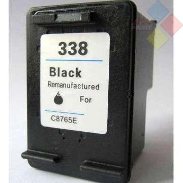 C8765E - RECICLADO HP Nº338 5740/6520/6540/6840/9800 PSC2350/1507/1510/1610 NEGRO