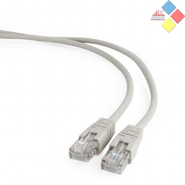 CABLE RED UTP RJ45 0.25M CAT.5 CABLEXPERT