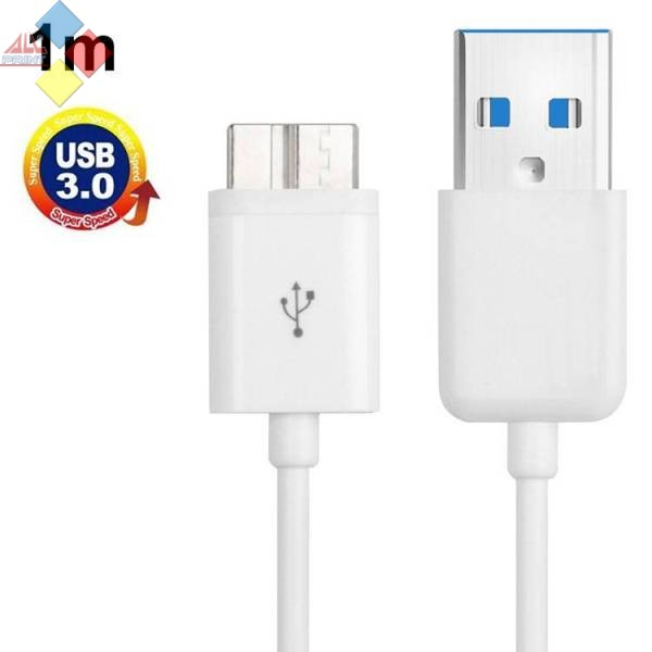 CABLE USB 3.0 TIPO A-MICRO USB 1M