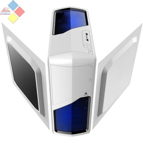 CAJA ATX TALIUS DRAKKO USB 3.0 BLANCA