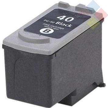 CAPG40   - RECICLADO CANON PIXMA IP1600/2200/MP150 NEGRO