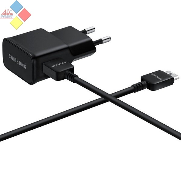 CARGADOR USB SAMSUNG 220V AC 5.3V 2A 10.6W + CABLE MICRO USB 3.0