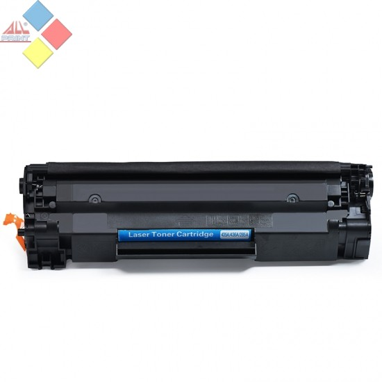 CB435A / CB436A / 285A / C713 - TONER GENERICO HP LASERJET P1005 / P1006 / P1505 / P1102  NEGRO 2000 PAG.