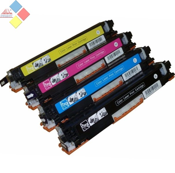 CE310A / CF350A / CANON 729 - TONER GENERICO HP LASERJET CP1025/ CP1025NW / M176 NEGRO (126A/130A)