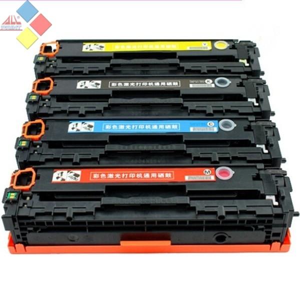 CE322A / CB542A / CF212A / 716 / 731 - TONER GENERICO HP LASERJET CP1213 / CM1415 / CP1525 / CM1312 AMARILLO