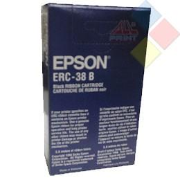 CINTA IMPRESORA EPSON ERC 38 NEGRA