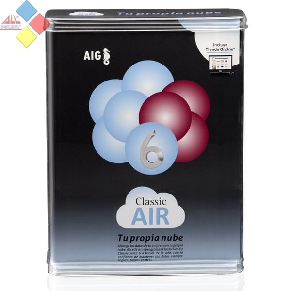 CLASSIC AIR 6.0