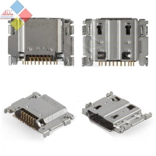 CONECTOR MICRO USB SAMSUNG GALAXY S3 I9300 I9305 LTE MUS12 ***LIQUIDACION***