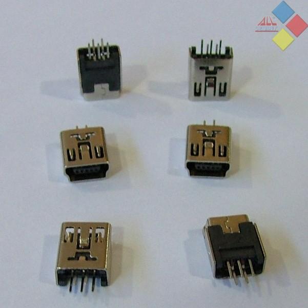CONECTOR MINI USB MI02 ***LIQUIDACION***