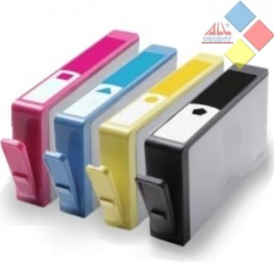 CZ111AE - RECICLADO HP Nº655 DESKJET INK ADVANTAGE 3525 / 4615 / 4625 / 5525 / 6525 MAGENTA