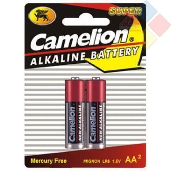 Camelion - Pilas Alcalina Plus Energy AA / LR06 - Blister 2 unid