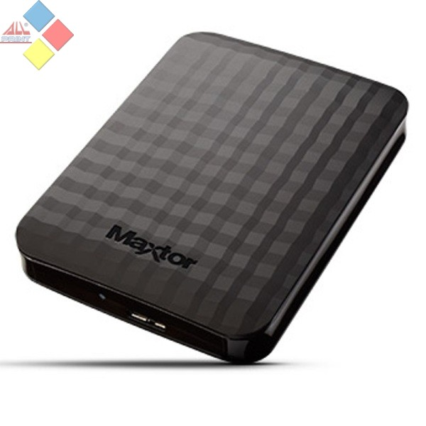 "DISCO DURO EXTERNO MAXTOR HX-M201TCB/GM 2.5"" 2TB USB 3.0 NEGRO"