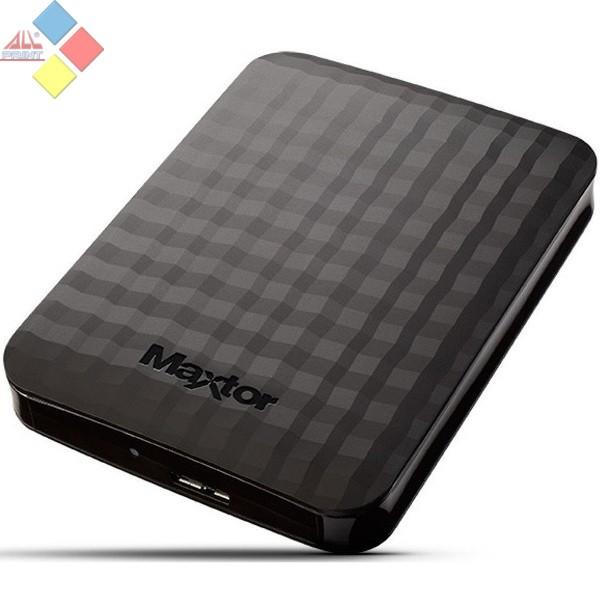 "DISCO DURO EXTERNO MAXTOR STSHX-M401TCBM 2.5"" 4TB USB 3.0 NEGRO"