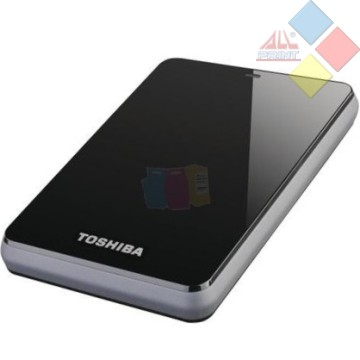 """DISCO DURO EXTERNO TOSHIBA 2.5"""" 1TB  BASIC USB 3.0 NEGRO"""