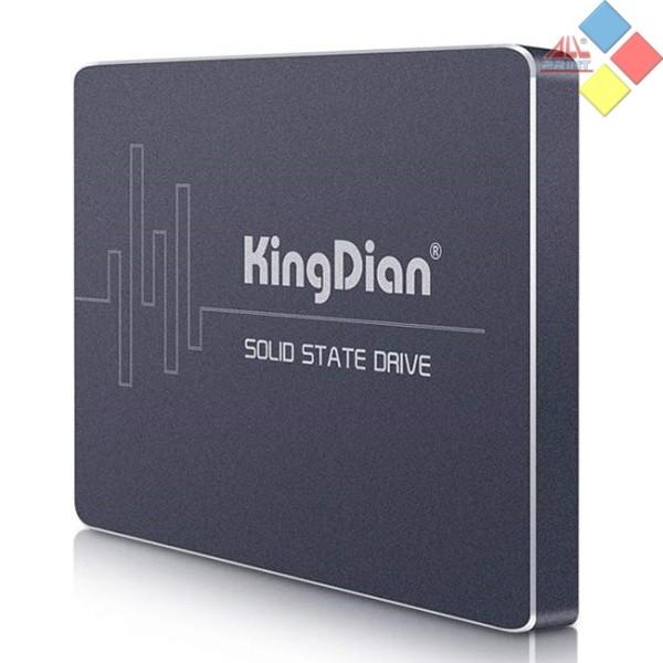 DISCO DURO SSD 2.5 KINGDIAN 120GB SATA 3  515/378 MB/S