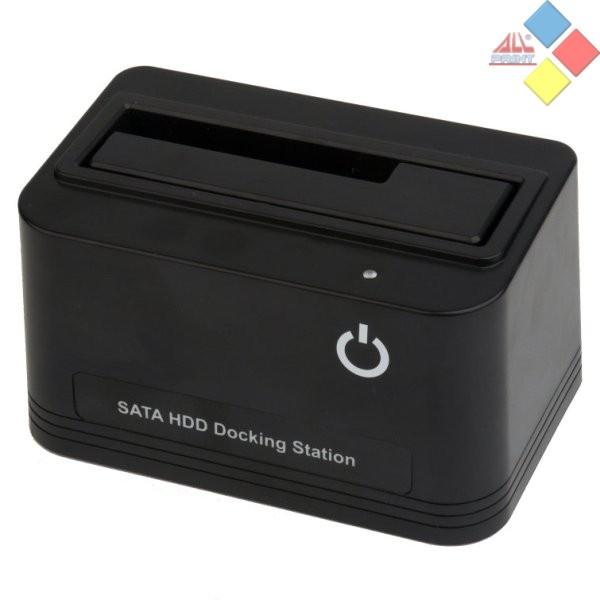 DOCKING STATION GEMBIRD HD32-U2S-4  USB 2.0 PARA HD 2.5 Y 3.5 SATA