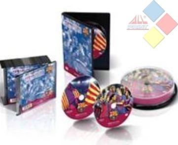 DVD+RW RIMAX BARCELONA CAJA DVD 4X PACK 3 ***LIQUIDACION***