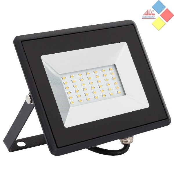 FOCO LED ORIENTABLE 30W BLANCO FRIO
