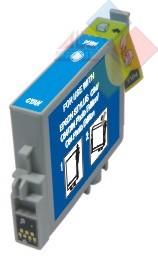 G-0442 - GENERICO EPSON C64 / C84 / CX 3600 / CX 3650 AZUL ALTA CAPACIDAD