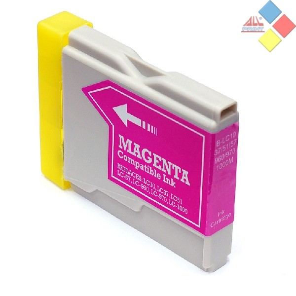 G-LC1000M/LC970 - GENERICO BROTHER MAGENTA DCP-130C/ MFC240C/ MFC-440CN/ MFC-665CW