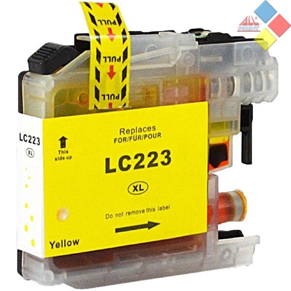 G-LC223Y V3 - GENERICO BROTHER MFC-J4620DW / MFC-J4420DW AMARILLO 9 ml