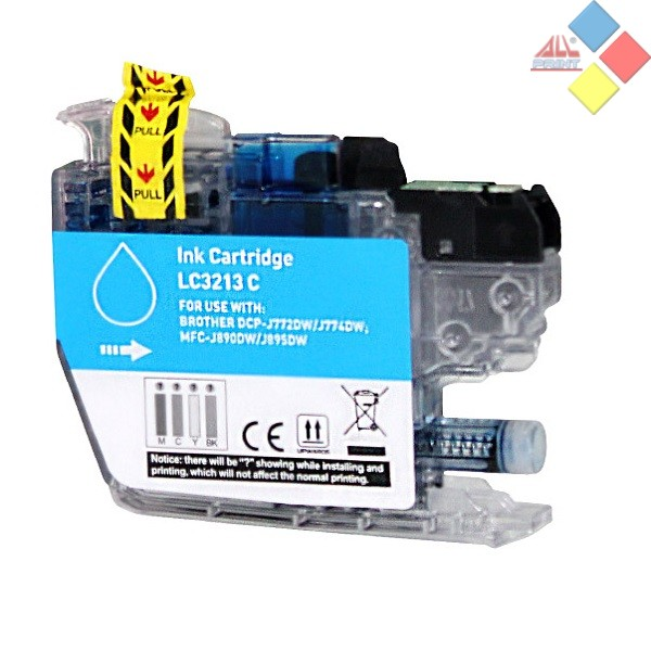 G-LC3213/LC3211 C - GENERICO BROTHER  DCP-J497DW / DCP-J572DW  / MFC-J491DW AZUL 400 PAG.