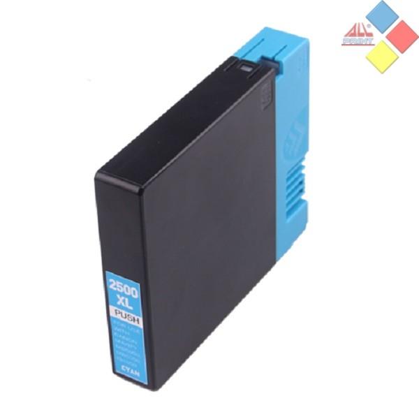 G-PGI2500C - GENERICO CANON MAXIFY IB 4050 / MB 5050 / MB 5350 / MB 5150 / MB 5450 AZUL 20.4ML.