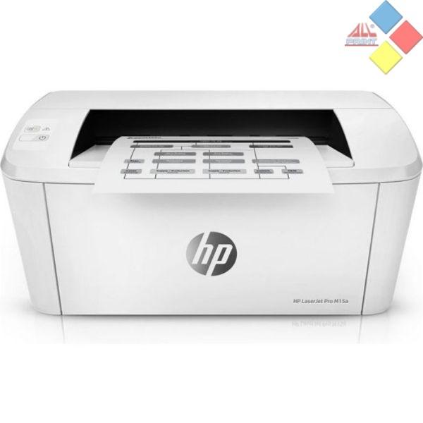 IMPRESORA HP LASERJET PRO M15A 18PPM  USB 2.0 150 HOJAS