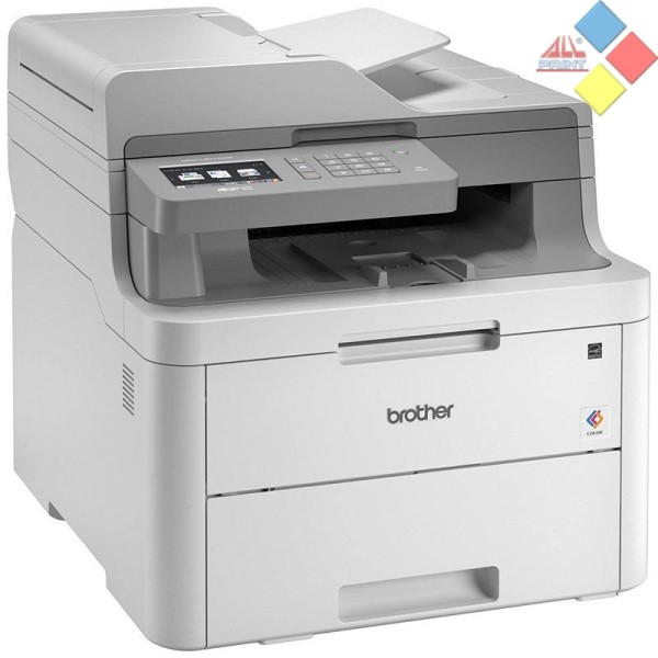 IMPRESORA LASER COLOR MULTIFUNCION A4 BROTHER MFP-L3710CW 18PM ADF FAX WIFI USB