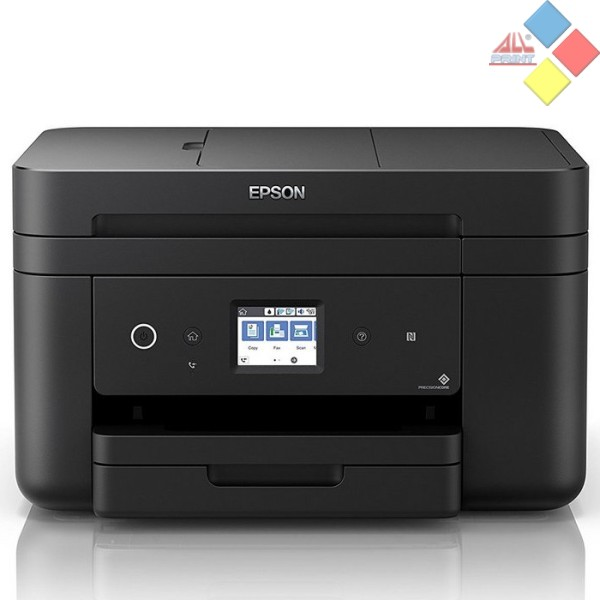 IMPRESORA MULTIFUNCION EPSON WORKFORCE WF-2860DWF A4 14PPM FAX DUPLEX USB RED WIFI ADF