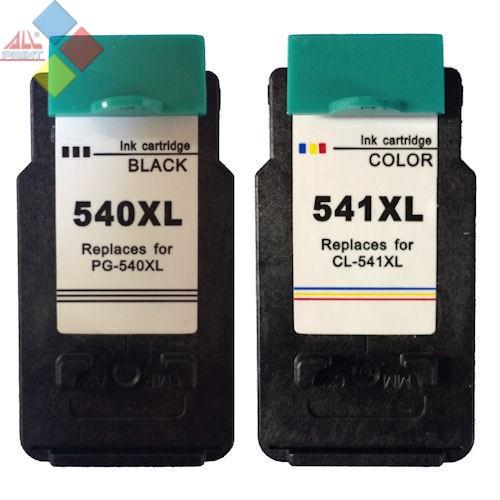 INKPRO - PG540XL - RECICLADO CANON  PIXMA MG2150 / MG3150 21ML NEGRO (MARCA EL NIVEL DE TINTA)