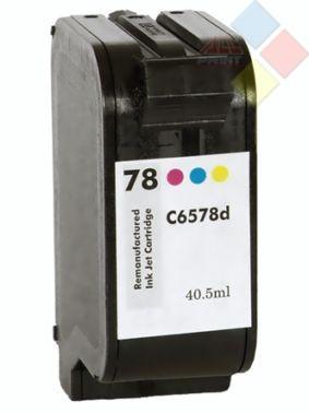 INKPRO  C6578D - RECICLADO Nº78 HP 920-950-3820-1215 COLOR 1200 PAG