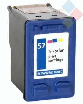 INKPRO C6657A - RECICLADO Nº57 HP 5100-5550 COLOR 21ML