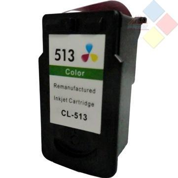 INKPRO CL-513 - RECICLADO CANON  PIXMA MP240/MP260/MP480 COLOR 12ML