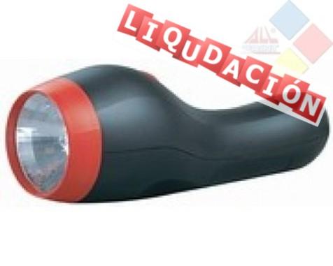 LINTERNA FLASHLIGHT RECARGABLE CON 3 PILAS INCLUIDAS AA 800mah   ***LIQUIDACION***