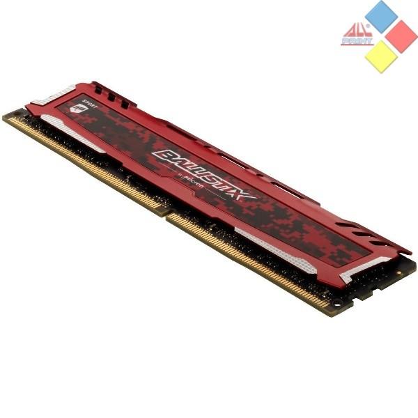MEMORIA 16 GB CRUCIAL BALLISTIX SPORT DDR4 3200 MHZ ***LIQUIDACION***