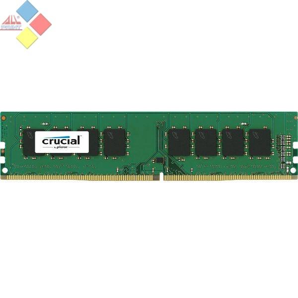 MEMORIA 4 GB CRUCIAL DDR4 2400 MHZ