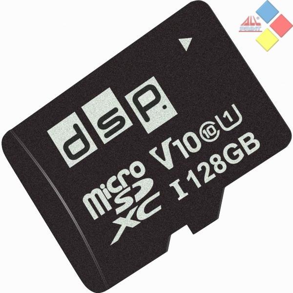 MEMORIA DSP MICRO SECURE DIGITAL XC 128 GB C.10 V10 U1
