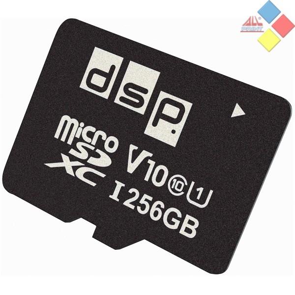 MEMORIA DSP MICRO SECURE DIGITAL XC 256 GB C.10 V10 U1