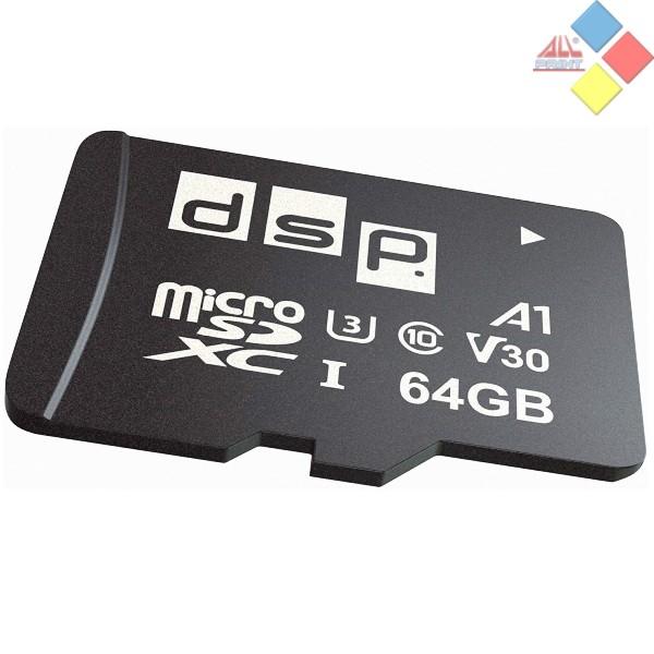 MEMORIA DSP MICRO SECURE DIGITAL XC 64 GB C.10 V30 U3
