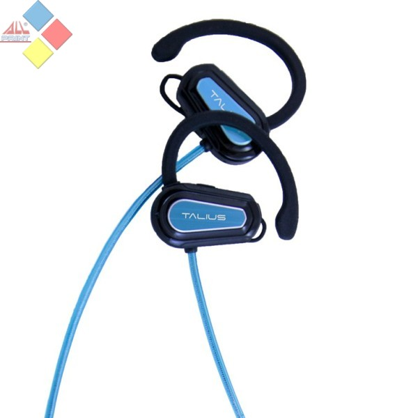 MINI AURICULAR BLUETOOTH TALIUS EA-1004BT CON CABLE LED AZUL