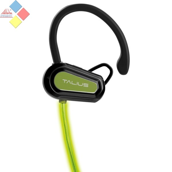 MINI AURICULAR BLUETOOTH TALIUS EA-1004BT CON CABLE LED VERDE
