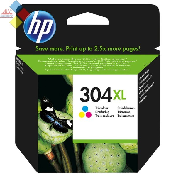 N9K07AE - HP Nº304XL COLOR DESKJET 3720 / 3730