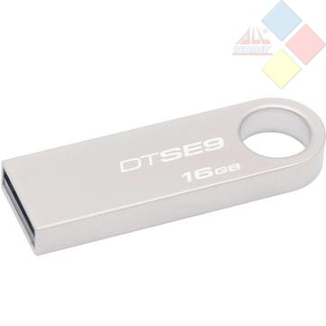 PENDRIVE KINGSTON 16GB DTSE9  METALICO